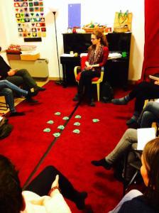 M'Io atelier: La Cicogna e altre favole, educare alla sessualità. Incontro per genitori a Vicenza con Anna Zanellato, psicologo sessuologo.
